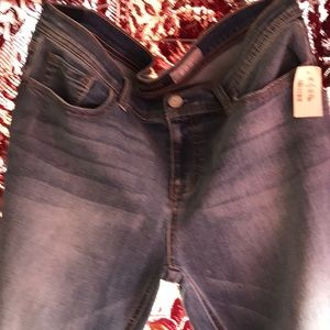 Aero boot cut jeans NWT 14